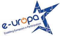 e-Uropa - Enabling European e-Participation
