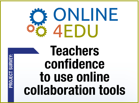 Cover: Online4EDU Infographic - Collaborative Tools