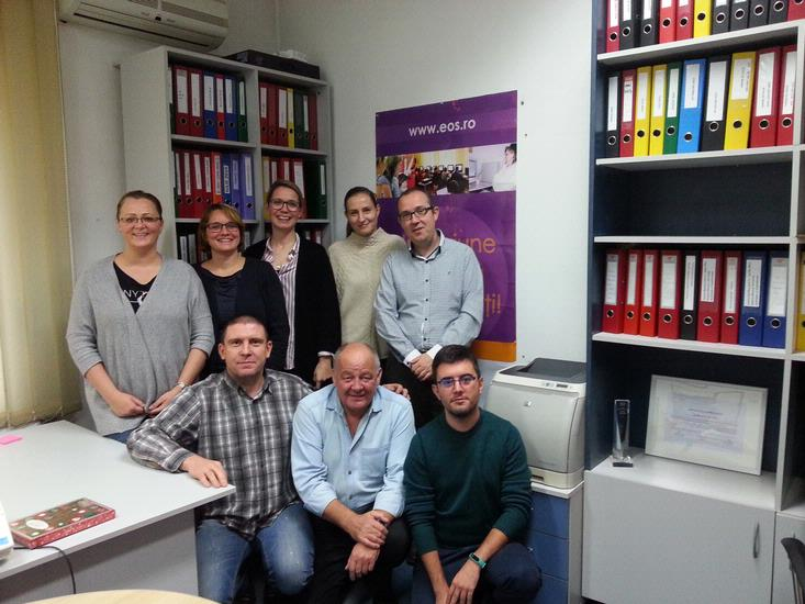 Seniors@DigiWorld Partnertreffen in Timisoara, Nov. 2017