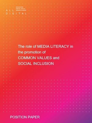 Role of Media Literacy Positionspapier