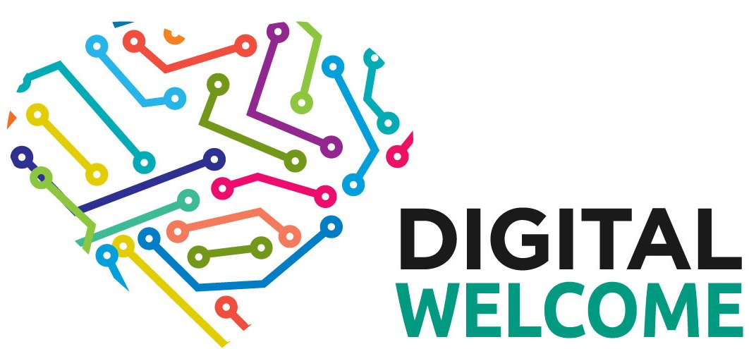Logo: Digital WELCOME