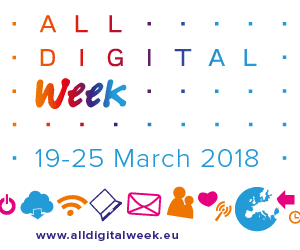 All Digital Week Logo 2018