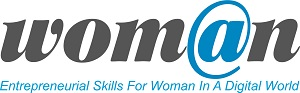 Logo: Entrepreneurial Skills for Woman in a Digital World
