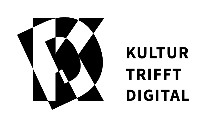 Logo: Culture meets Digital: Strong through digital Education and Culture