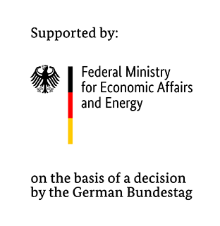 Logo Federal Ministry of Economics and Energy