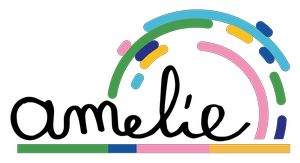 Logo: AMeLiE - Advanced Media Literacy Education to counter online hate-speech