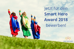 Smart Hero Award Bewerbung