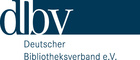 Logo: Deutscher Bibliotheksverband (DBV)